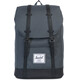 Herschel Retreat Backpack grey/black
